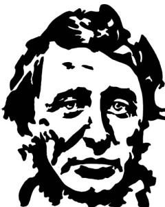 H. D. Thoreau-pisatelj